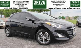 Used 2016 Hyundai Elantra GT GLS Heated Seats Moon Roof Bluetooth Backup Cam Low K's for sale in Leamington, ON
