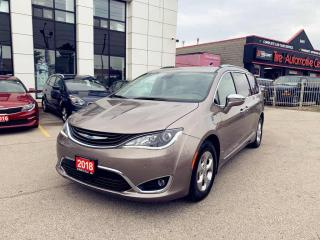 Used 2018 Chrysler Pacifica Hybrid Limited HYBRID LIMITED|DUAL-DVD|NAVI|PANOROOF|LEATHER| for sale in North York, ON
