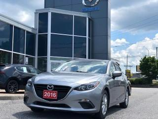 Used 2016 Mazda MAZDA3 GS Sunroof Manual Transmission/Remote starter for sale in Ottawa, ON