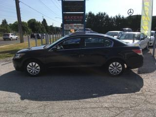 Used 2009 Honda Accord LX for sale in Newmarket, ON