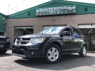 Used 2012 Dodge Journey SXT 7 Passenger for sale in Burlington, ON