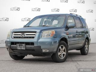 Used 2007 Honda Pilot EX-L for sale in Oakville, ON