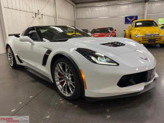 Used 2019 Chevrolet Corvette Z06 Cpe w-2LZ 650hp Chrome Wheels NPP HUD MEM for sale in St. George, ON