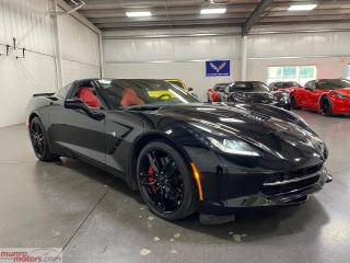 Used 2017 Chevrolet Corvette SOLD SOLD SOLD Stingray Z51 2LT Red seats&calipersNPP HUD NAV for sale in St. George, ON