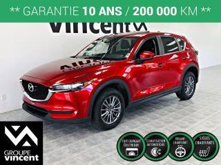 Used 2017 Mazda CX-5 GS AWD TOIT OUVRANT ** GARANTIE 10 ANS ** VUS léger et polyvalent, incroyablement robuste, performant et économique! for sale in Shawinigan, QC