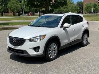Used 2013 Mazda CX-5 AWD 4dr Auto GT for sale in Guelph, ON