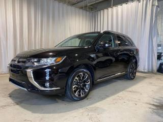 Used 2018 Mitsubishi Outlander Phev PHEV SE S-AWC HYBRIDE BRANCHABLE(AWD,4X4 for sale in Sherbrooke, QC