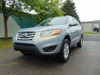 Used 2010 Hyundai Santa Fe *******4 CYLINDRES*******A/C******* for sale in St-Eustache, QC
