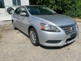 Used 2013 Nissan Sentra Safety Certification included the Asking price /SV for sale in Toronto, ON