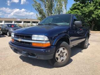 Used 2005 Chevrolet Blazer LS 4WD, One owner for sale in Tillsonburg, ON