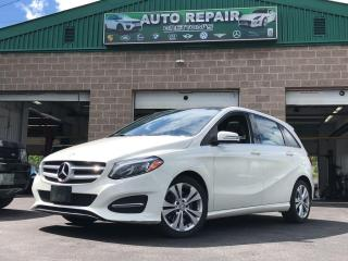 Used 2016 Mercedes-Benz B-Class B 250 Sports Tourer 4Matic All Options for sale in Burlington, ON