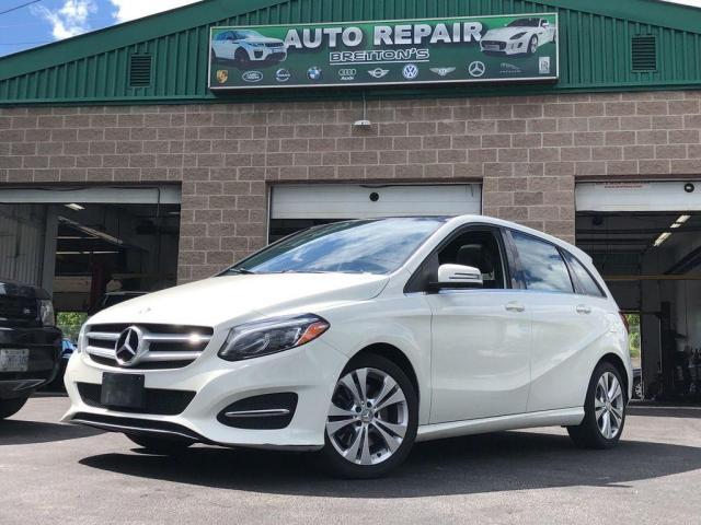 2016 Mercedes-Benz B-Class B 250 Sports Tourer 4Matic All Options
