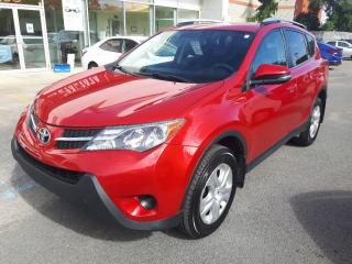 Used 2015 Toyota RAV4 AWD LE CAMERA RECUL SIEGES CHAUFFANTS for sale in Longueuil, QC