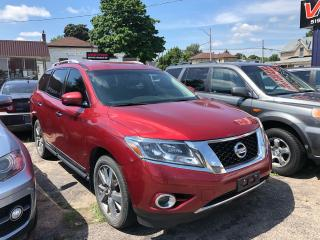 Used 2013 Nissan Pathfinder Platinum for sale in Cambridge, ON