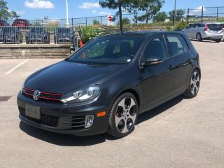 Used 2010 Volkswagen Golf GTI LEATHER for sale in North York, ON