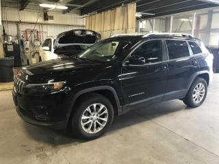 Used 2019 Jeep Cherokee NORTH 4X4 for sale in Gatineau, QC