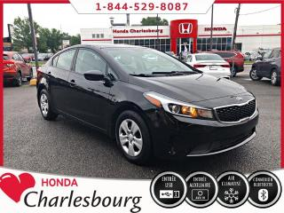 Used 2017 Kia Forte LX AUTOMATIQUE**63 868 KM** for sale in Charlesbourg, QC