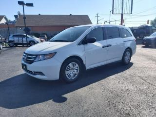 Used 2017 Honda Odyssey LX for sale in Cornwall, ON