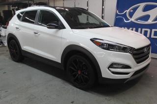 Used 2018 Hyundai Tucson 1.6T Noir TI ( TRES RARE ) for sale in St-Constant, QC