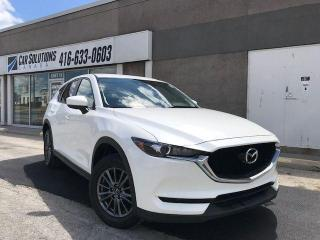 Used 2017 Mazda CX-5 GS-NAVI-LEATHER-CAMERA for sale in Toronto, ON