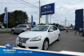 Used 2015 Nissan Sentra Berline 4 portes, CVT **SV** for sale in Victoriaville, QC