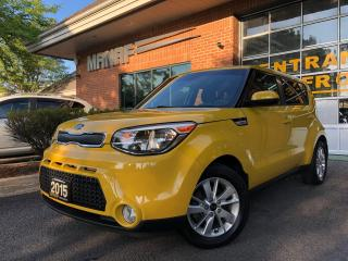 Used 2015 Kia Soul Heated Seats Alloys Automatic Winter tiers Certi* for sale in Concord, ON
