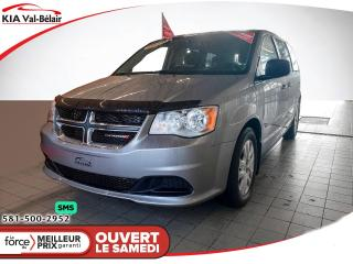 Used 2016 Dodge Grand Caravan *SXT*STOWNGO*7 PLACES*AIR* for sale in Québec, QC