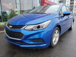 Used 2016 Chevrolet Cruze *LT*CAMÉRA*SIÈGES CHAUFF*AIR*CRUISE* for sale in Québec, QC