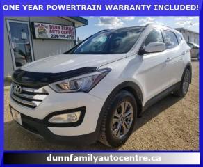 Used 2015 Hyundai Santa Fe Sport SPORT Luxury AWD for sale in Dugald, MB
