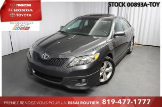 Used 2011 Toyota Camry CUIR| TOIT| COMME NEUVE| for sale in Drummondville, QC