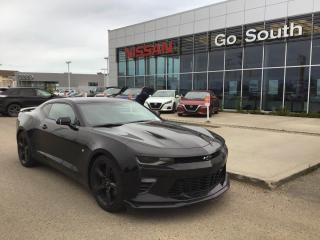 Used 2016 Chevrolet Camaro 2SS, LEATHER, NAVIGATION for sale in Edmonton, AB