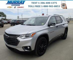 New 2020 Chevrolet Traverse Premier AWD/ HEATED/COOLED LEATHER/ REMOTE START/ for sale in Estevan, SK