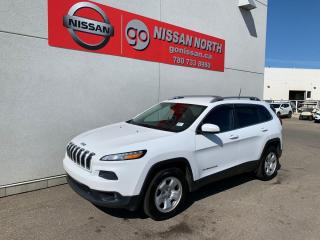 Used 2016 Jeep Cherokee North 4dr 4WD Sport Utility for sale in Edmonton, AB