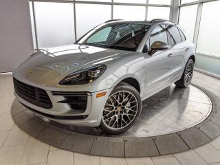New 2020 Porsche Macan Turbo for sale in Edmonton, AB