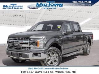 Used 2018 Ford F-150 XTR 5.0L for sale in Winnipeg, MB