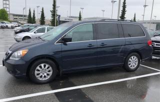Used 2010 Honda Odyssey EX-L for sale in Winnipeg, MB