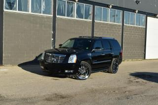 Used 2007 Cadillac Escalade for sale in Winnipeg, MB