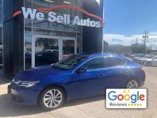 Used 2016 Acura ILX Premier 4dr FWD Sedan for sale in Winnipeg, MB