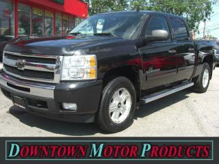 Used 2010 Chevrolet Silverado 1500 LT 4WD Crew for sale in London, ON
