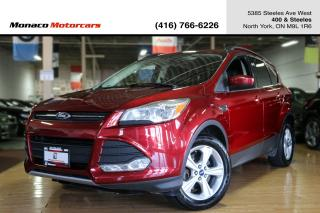 Used 2014 Ford Escape SE AWD - LEATHER NAVIGATION BACKUP CAMERA for sale in North York, ON