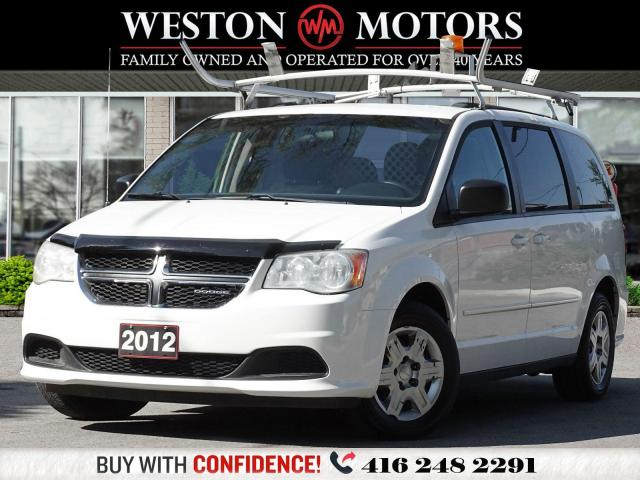 2012 Dodge Grand Caravan SXT*CARGO*ROOF RACK*