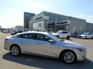 Used 2017 Chevrolet Malibu LT for sale in St Catharines, ON