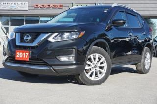 Used 2017 Nissan Rogue SV for sale in Listowel, ON