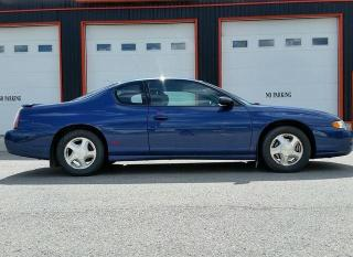Used 2004 Chevrolet Monte Carlo SS for sale in Jarvis, ON
