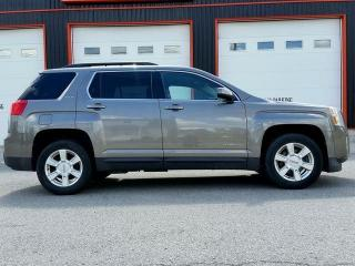 Used 2011 GMC Terrain SLE AWD for sale in Jarvis, ON