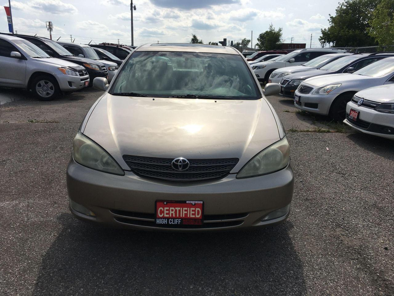 used 2002 toyota camry xle for sale in etobicoke, ontario carpages.ca