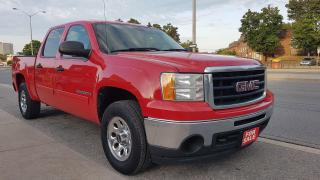 Used 2009 GMC Sierra 1500 SL-EXTRA CLEAN-4X4-AC ICE COLD-AUX-ALLOYS for sale in Scarborough, ON