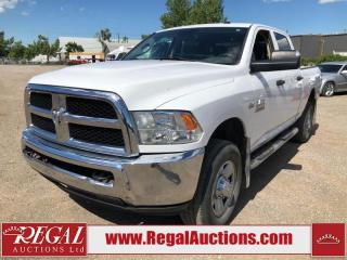 Used 2015 RAM 3500 SXT Crew CAB SWB 4WD 6.4L for sale in Calgary, AB