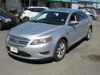 Used 2011 Ford Taurus SEL for sale in Vancouver, BC
