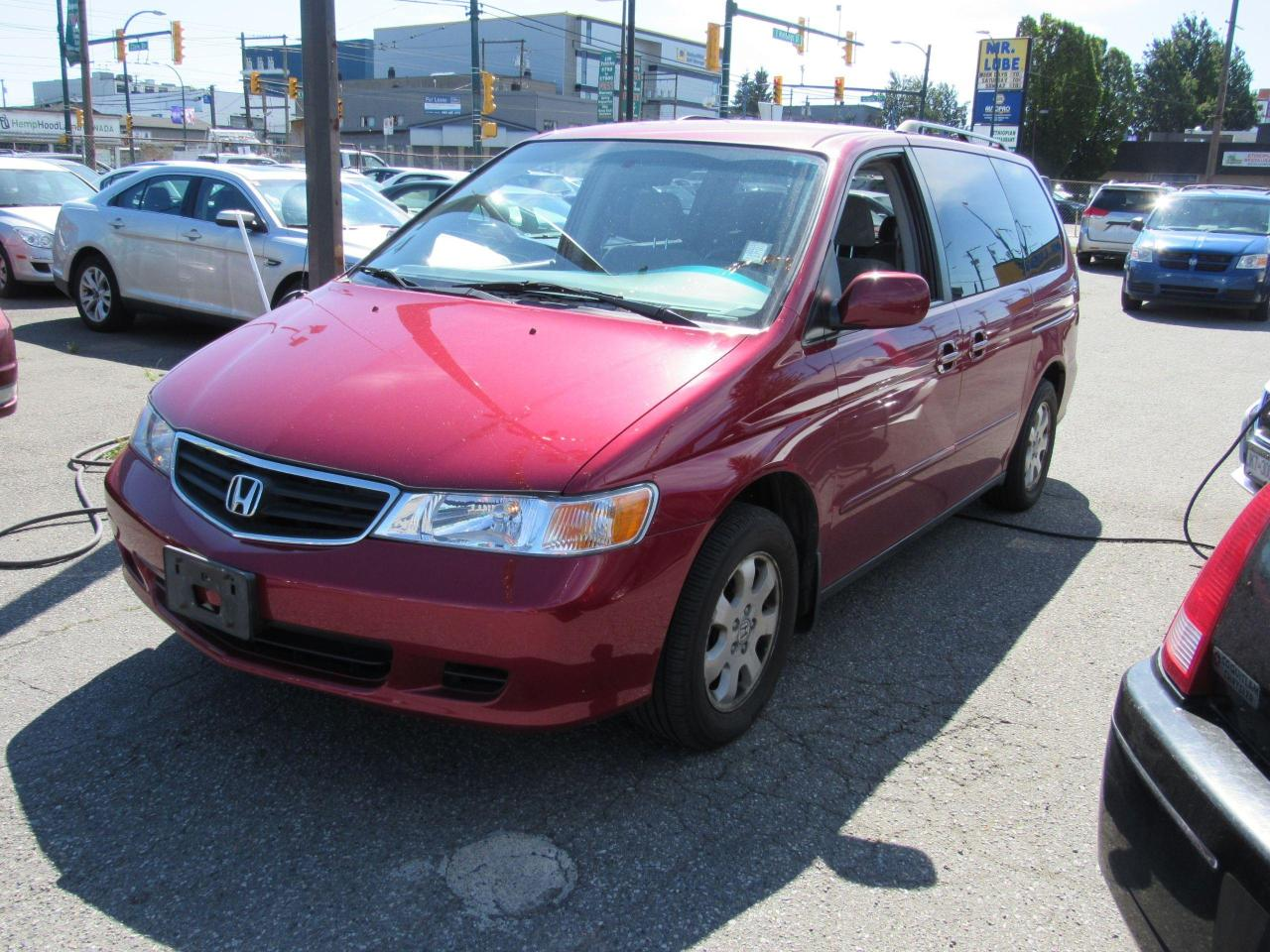 used 2002 honda odyssey ex for sale in vancouver, british columbia carpages.ca